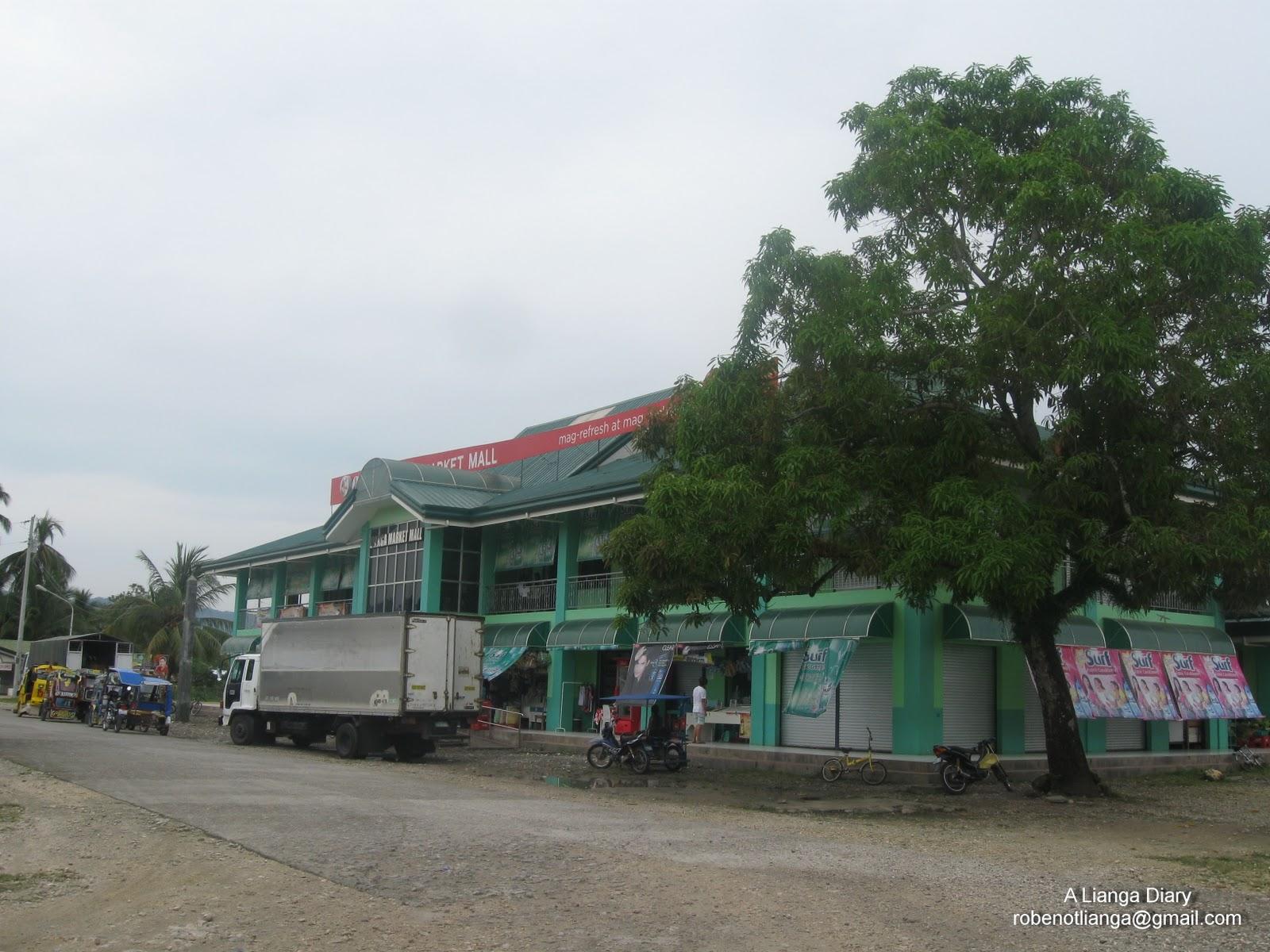 A Lianga Diary: Kamayo