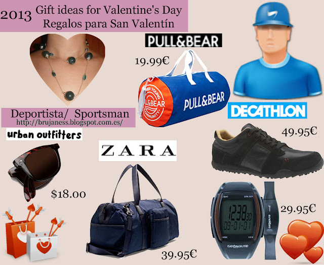 Regalos para el deportista/ Gift Ideas for the sportsman, Decathlon, zara, pull&bear, pull & bear, urban outfitters, sports bag, black, blue, orange, letters, sports shoes, sports sneakers, folding glasses, watch heart rate monitor, wrist watch, pulse counter, hand bag,, hombre, men, man, bolsa de deporte, negra, azul, naranja, letras, zapatos de deporte, deportivas, bambas, gafas plegables, reloj pulsimetro, reloj de pulsera, contador de pulsaciones, bolsa de mano,