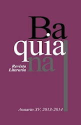 """""""Baquiana XV"""" (2013-2014) Anuario"""