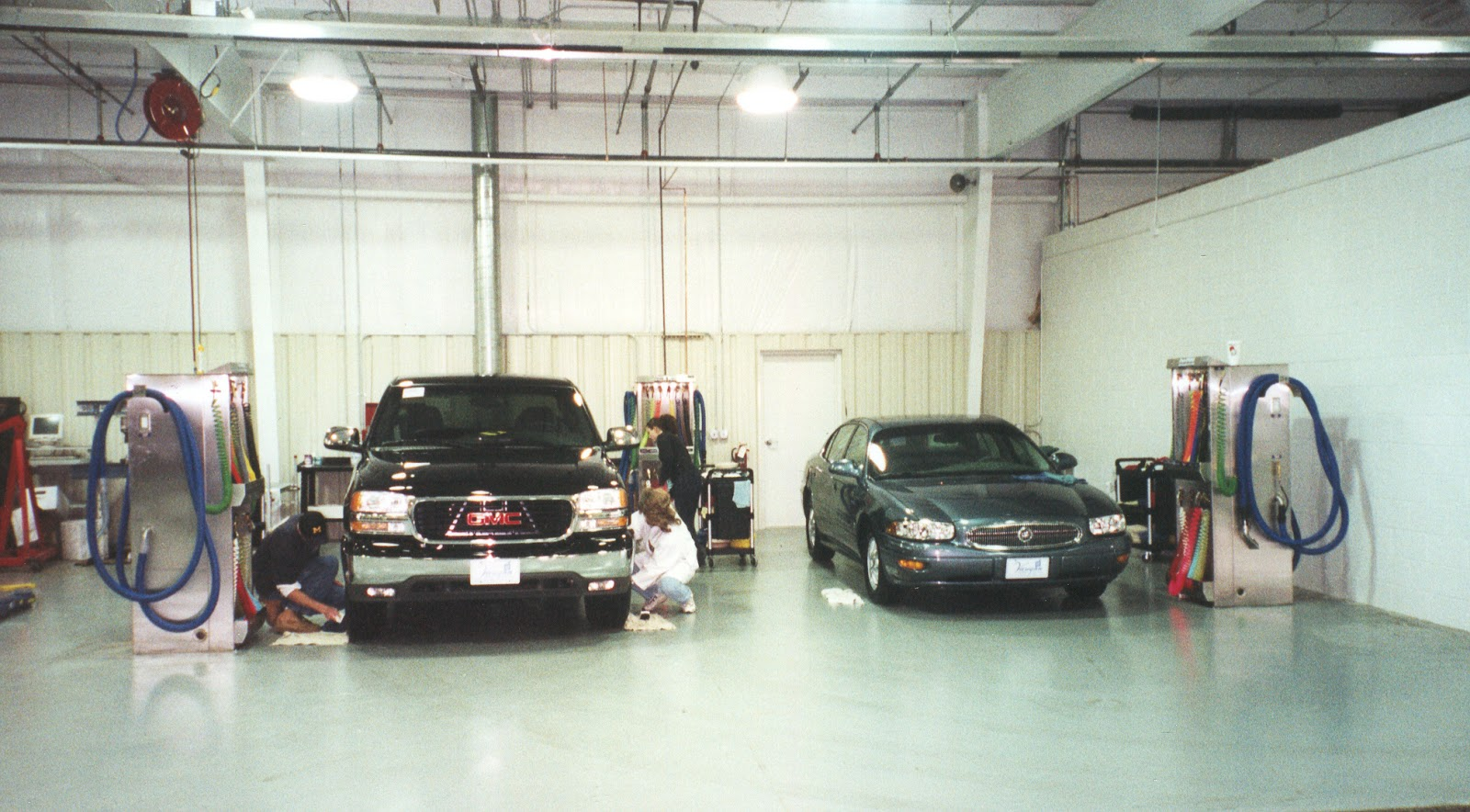 Car Detail Shop >> The Three Keys To Equipping The Professional Detail Shop Detail