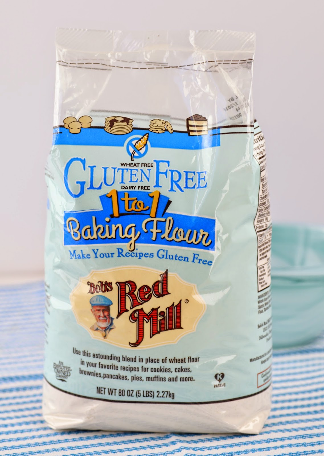 Learning to Eat Allergy-Free: Bob's Red Mill Gluten-Free 1