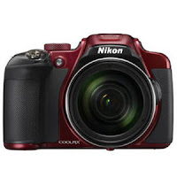 Buy Nikon Coolpix P610 16 MP Advanced Point & Shoot Camera (Red) at Online Lowest Best Price Offer Rs. 15,350 : BuyToEarn