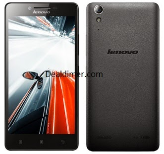 Lenovo A6000 5″ Touchscreen Mobile @ Rs. 6999 – FlipKart [Quad Core, 1GB, 8GB Internal, 8MP Back, 2MP Front, 2300mAh]