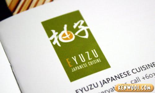eyuzu japanese cuisine