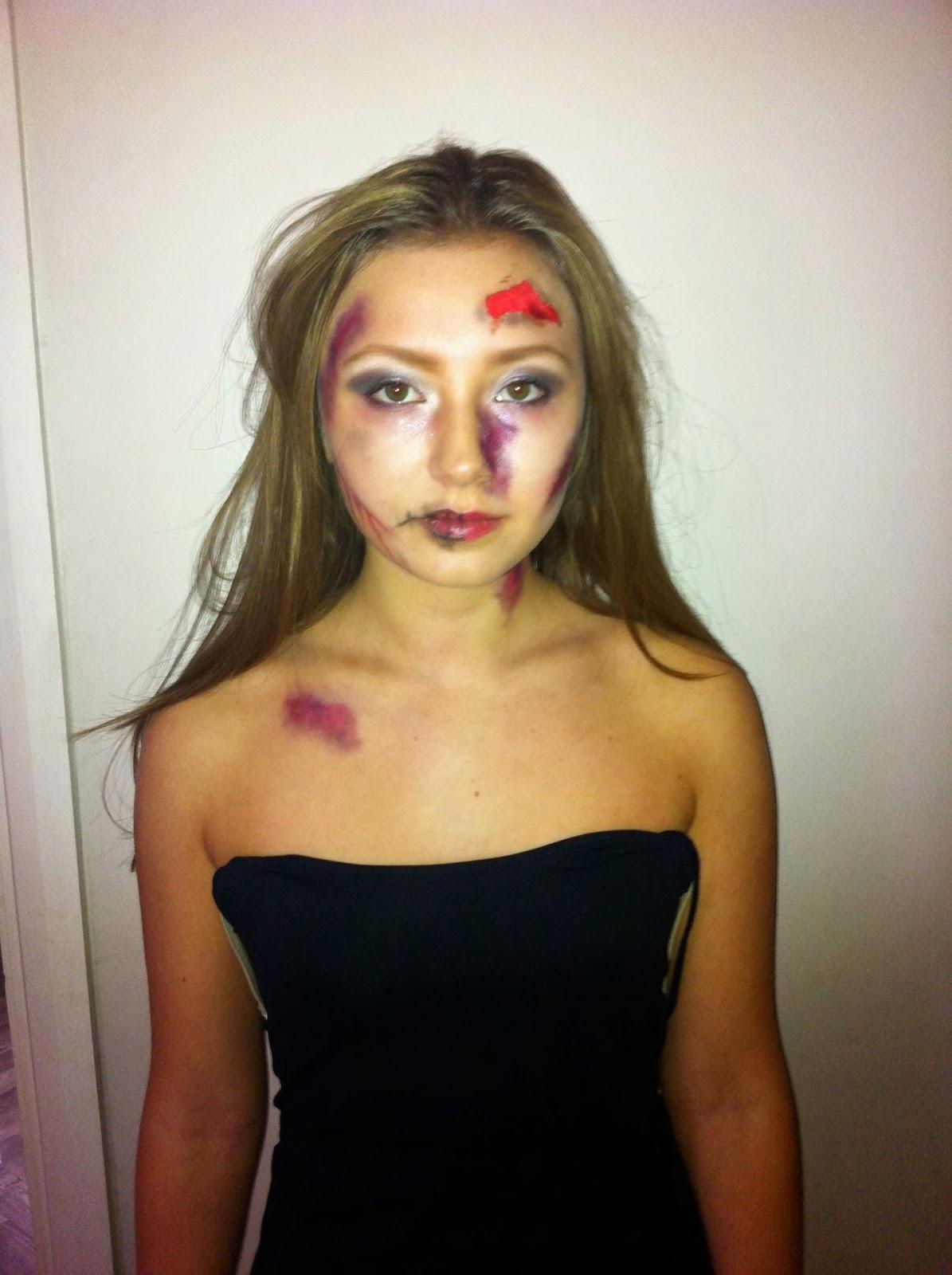 Stunning Dead Girl Makeup Halloween Photos - harrop.us - harrop.us