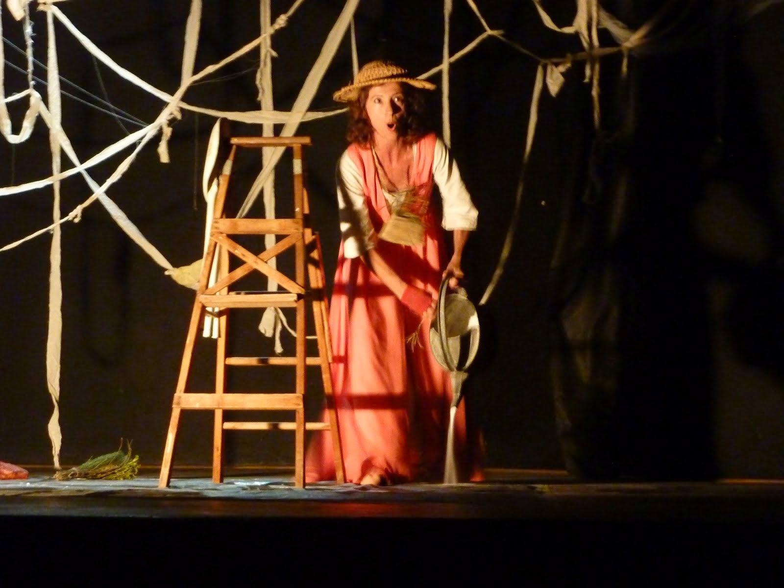 ME AMÉ, NO ME DI CUENTA en Festival Shakespeare