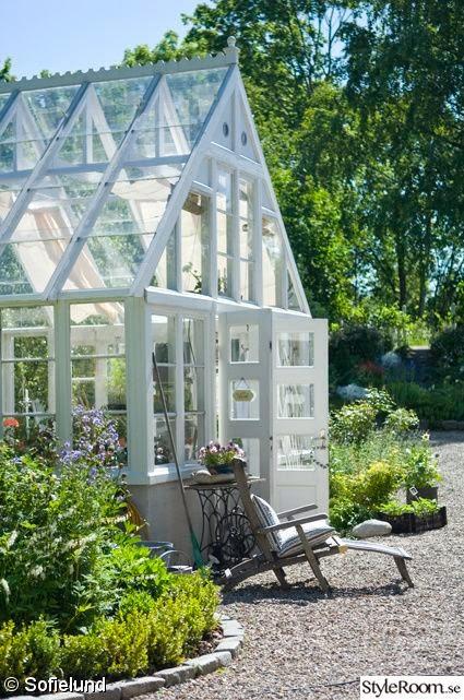 Växthus, greenhouse,