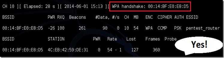 Hack Wifi Kali Linux