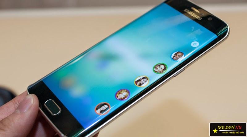 Điện thoại Samsung Galaxy S6 Adge xách tay