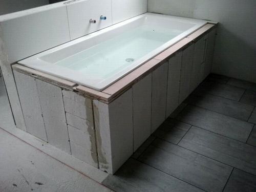 badewanne einmauern: badewannenverkleidung acrylschürze badewannen eu., Deko ideen