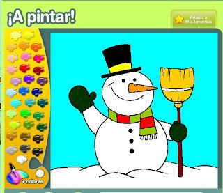 http://fiestas.dibujos.net/navidad/muneco-de-nieve-con-escoba.html