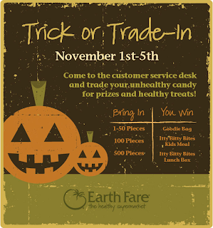 Trick or Trade In