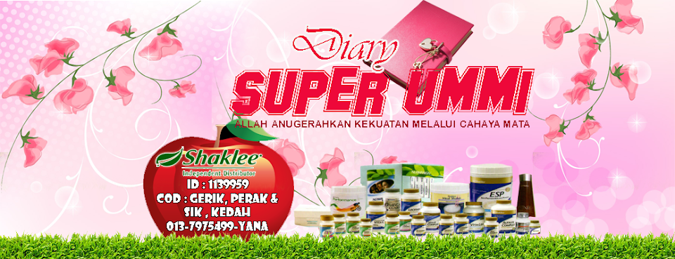 Diary Super Ummi