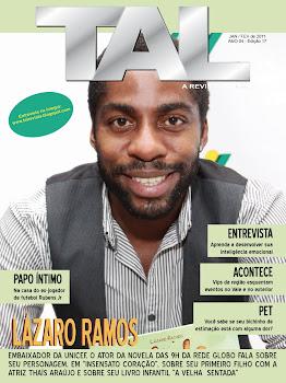 Edição n.17 LÁZARO RAMOS
