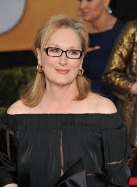 Happy June Birthday! (Meryl Streep)