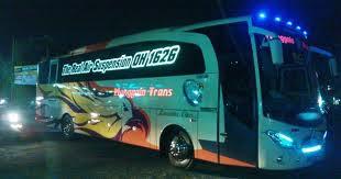 Lebih nyaman menggunakan bus ber air Suspention