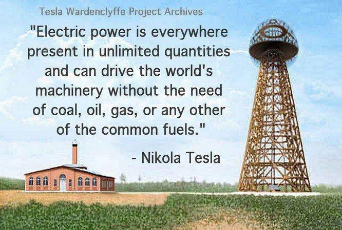 Bipolar Planet: Nikola Tesla and Crazy Talk