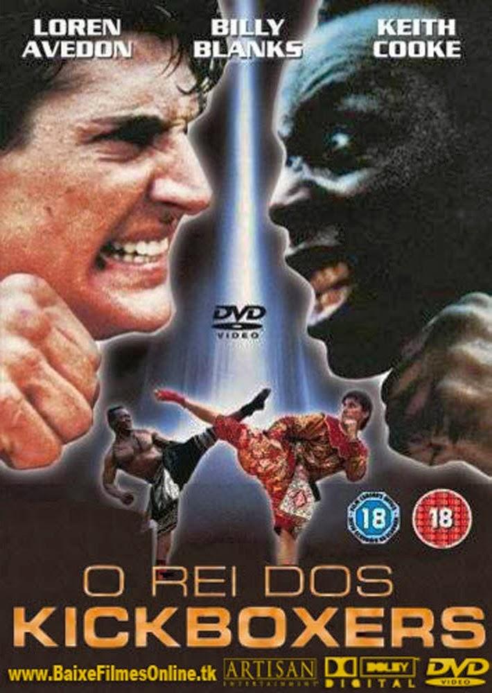 O Rei dos Kickboxers – Dublado