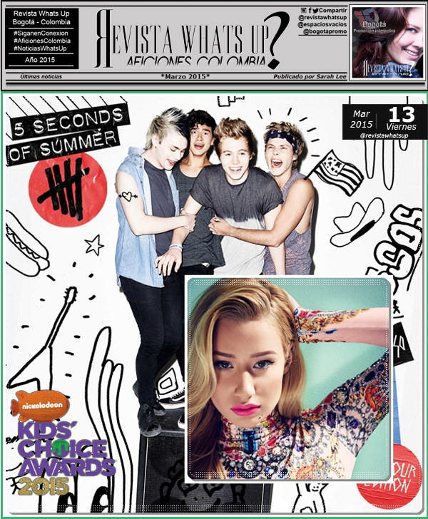 Nickelodeon-confirma-presentaciones-Nick-Jonas-5-Seconds-Of-Sumer- Iggy-Azalea-Jennifer-Hudson-Kids-Choice-Awards-2015