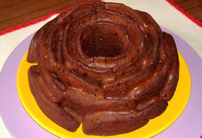 torta cacao e amarene
