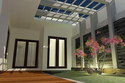 Desain Belakang Rumah on Interior Jazidha  Membangun Rumah Murah Dengan Desain Rumah Tumbuh
