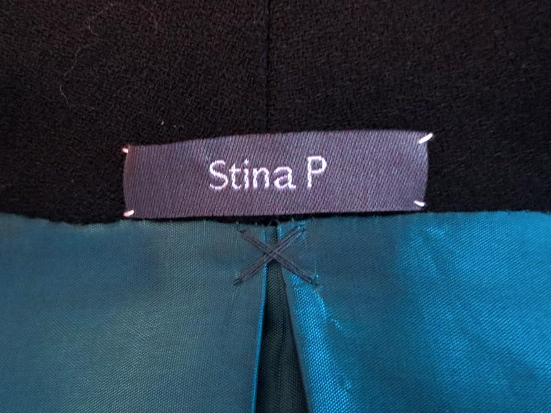 50-tal Dior kavaj etikett Stina P