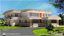 Dubai Luxury Villa Exterior Designs