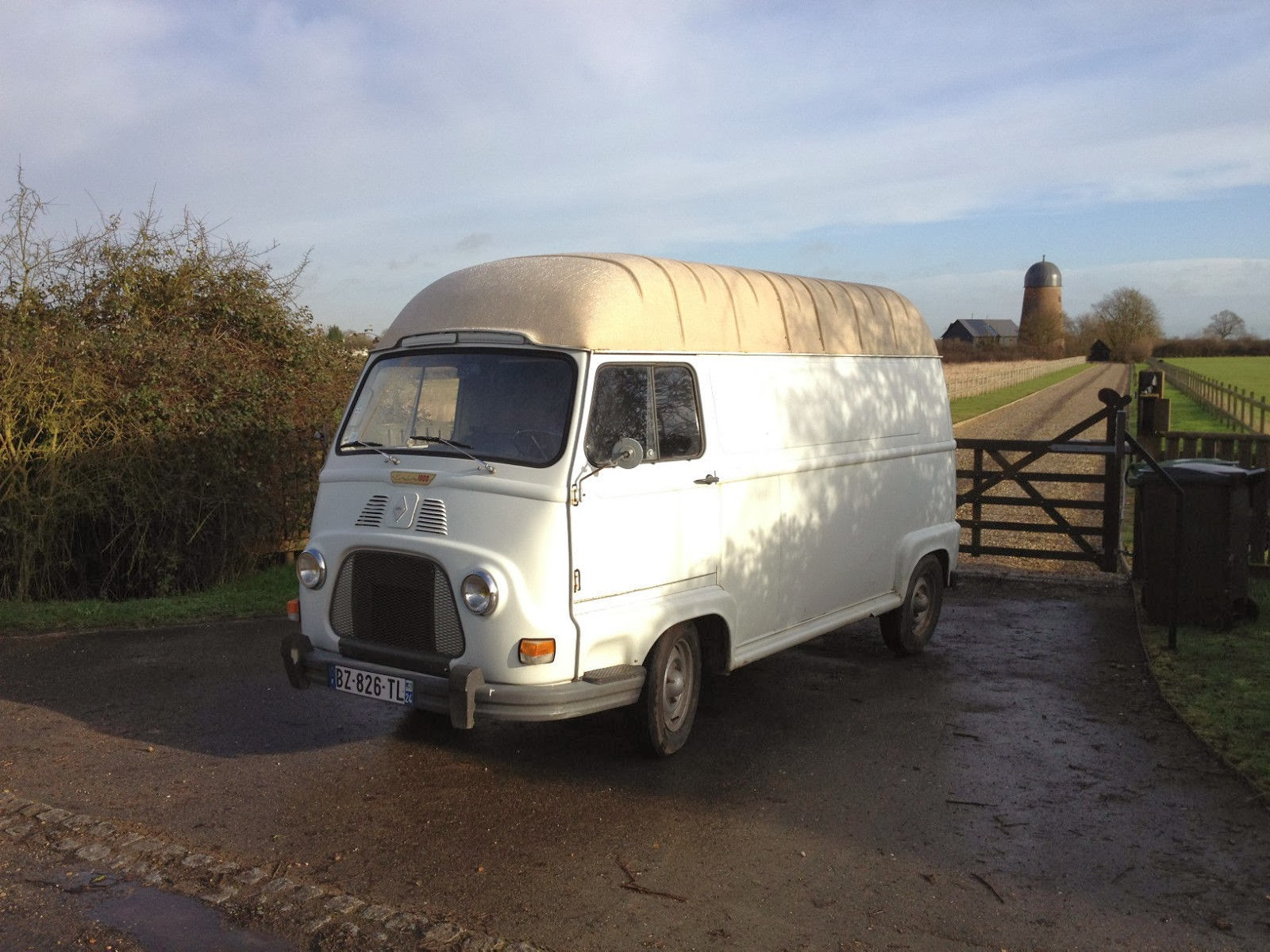 old classic vans for sale in uk | Elementally