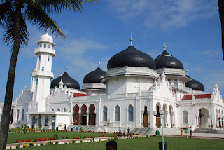 Masjid Raya Baiturrahman, Aceh