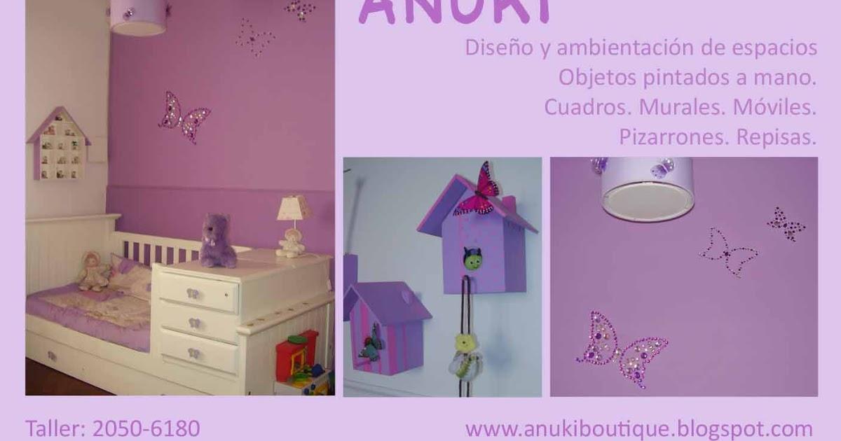 Anuki boutique dise o de habitaciones infantiles - Diseno habitaciones infantiles ...