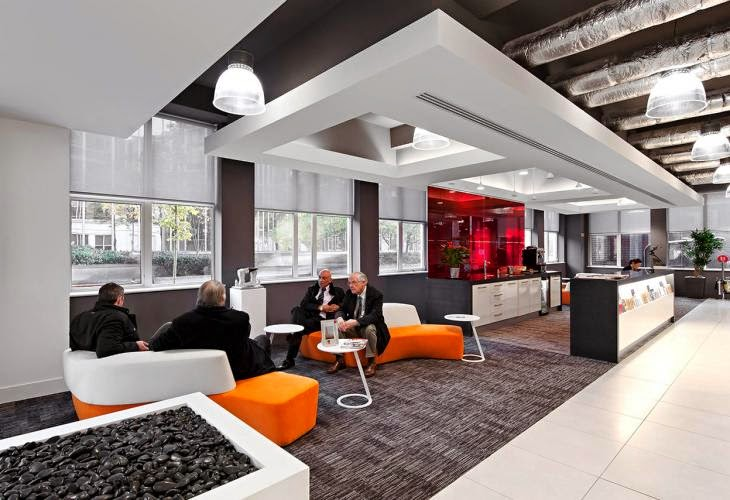 Arquitectura creativa blog tips para remodelar for Ideas de oficinas modernas