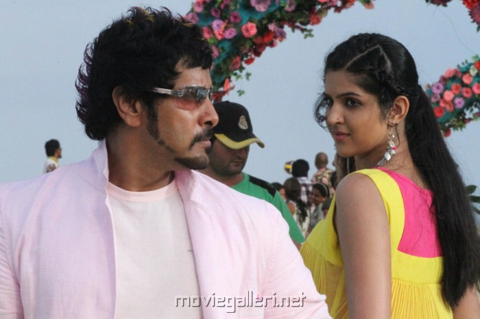 Deeksha Seth 1 - Deeksha Seth rajapattai movie stills