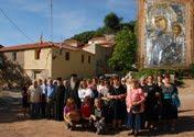 Η Ενορία μας παρέστη στην υποδοχή της Εικόνος της Παναγίας της Παραμυθίας, στην Ι.Μ. Ομπλού (φωτο)