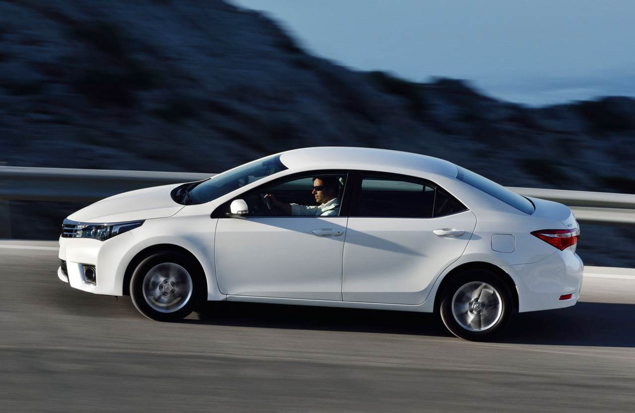 Novo Toyota Corolla 2014