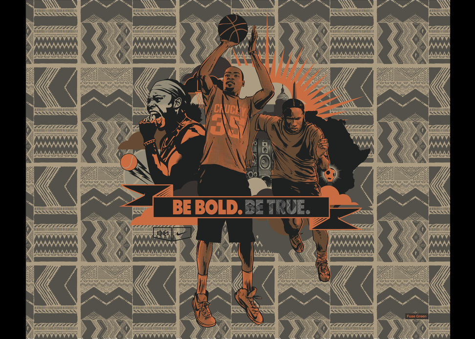 Nike Basketball Black History Month Collection - 2013