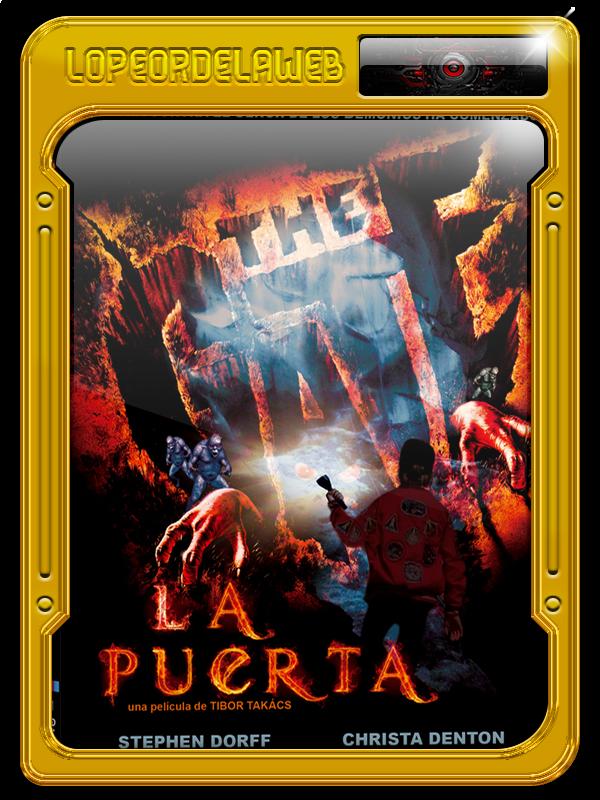 The Gate (La Puerta) (1987) [BrRip-720p-Dual-Mega]