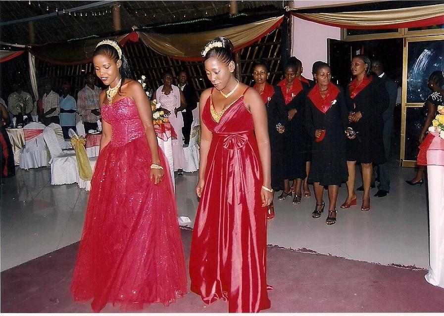 Marys\' Send Off ~ The Wedding Dresses