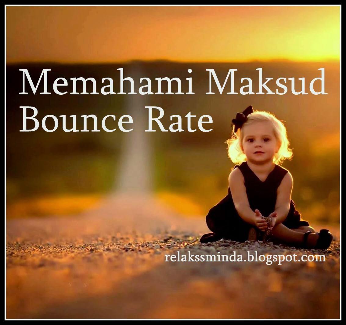Cara Mudah Memahami Maksud Bounce rate