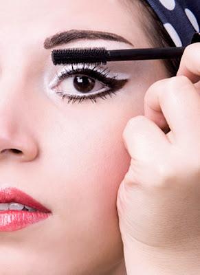 a stock photos makeup tips for teen ages girls