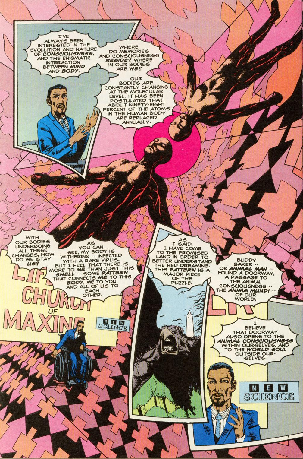 Animal Man (1988) 81 Page 7