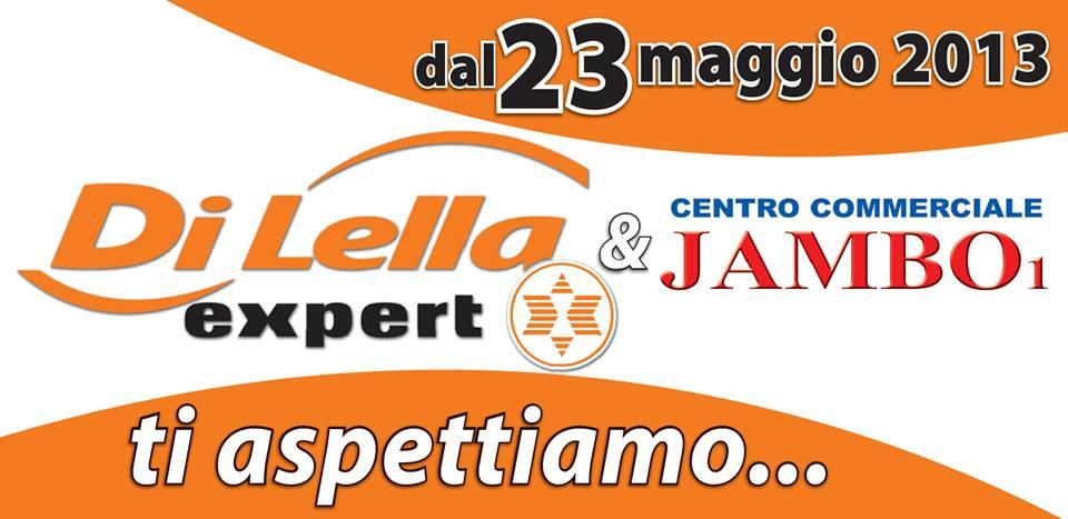 Solo caserta eventi e sagre nuova apertura expert di for Volantino di lella expert