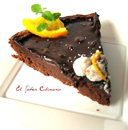 tarta-chocolate-avellanas-naranja