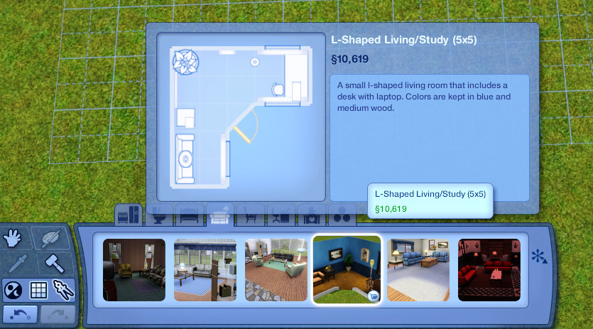 Sims 3 House Blueprints
