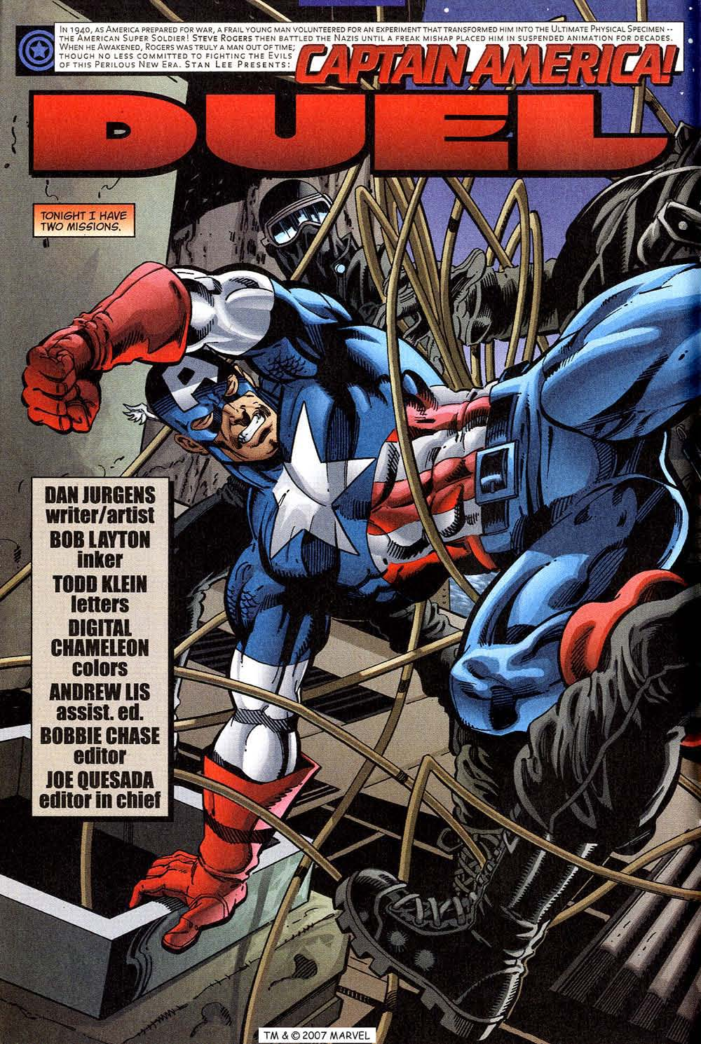 Captain America (1998) Issue #41 #48 - English 4