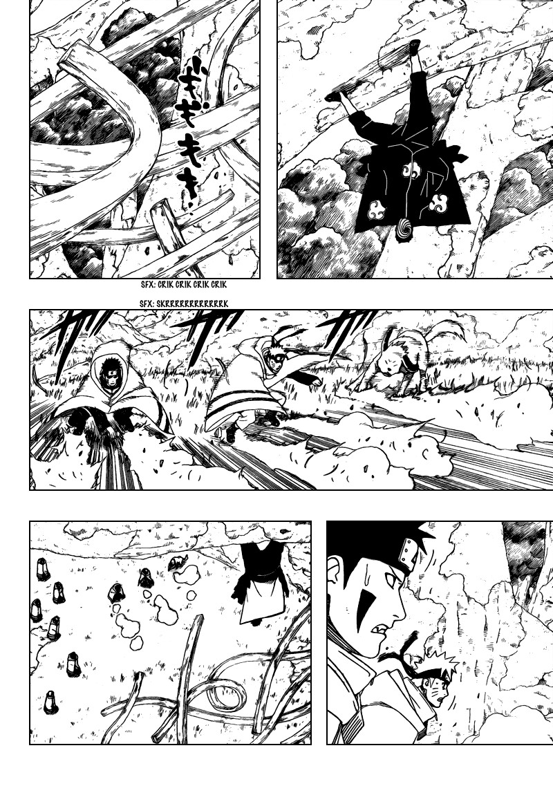 Naruto chap 394 Trang 12 - Mangak.info