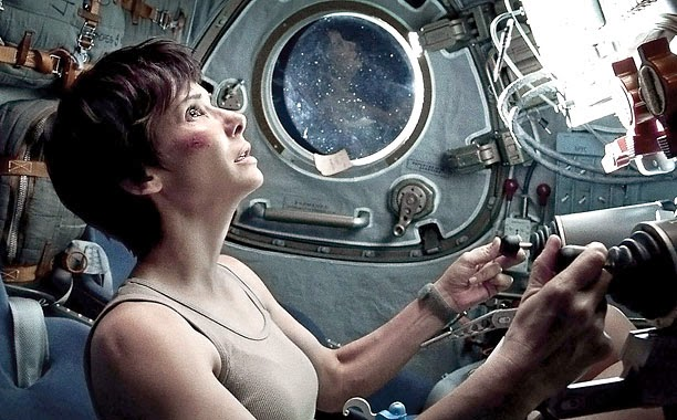 Gravity, stars George Clooney and Sandra Bullock - movie review, trailer, rating and photos