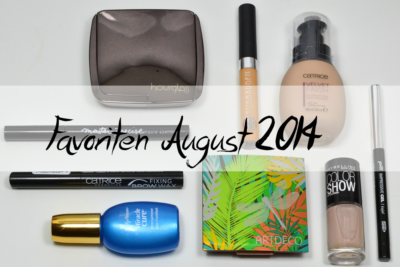 Favoriten August