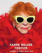More of the insane Karen Walker eyewear has arrived. Yippie!