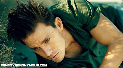 GI Joe star Channing Tatum worlds sexiest men list