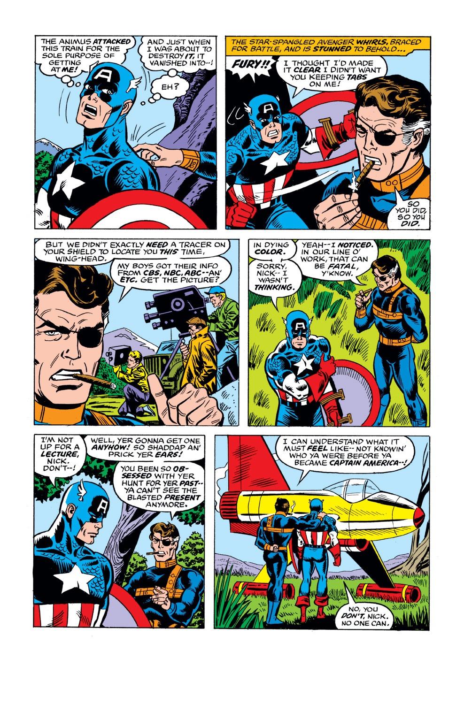 Captain America (1968) Issue #225 #139 - English 3